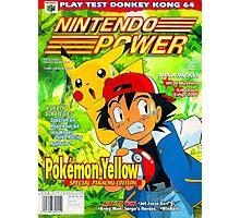 Nintendo Power - Volume 125 Photographic Print