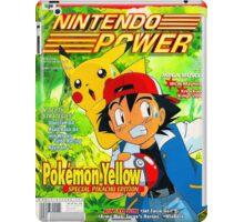 Nintendo Power - Volume 125 iPad Case/Skin