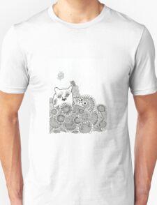 Garden Cat Unisex T-Shirt