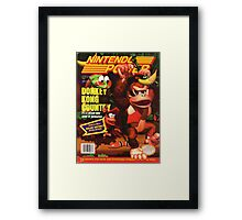 Nintendo Power - Volume 66 Framed Print