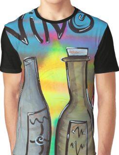 Vino Graphic T-Shirt