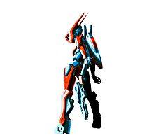 Retro-Bot Photographic Print