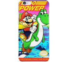 Nintendo Power - Volume 28 iPhone Case/Skin