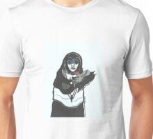 Steampunk Nun Unisex T-Shirt