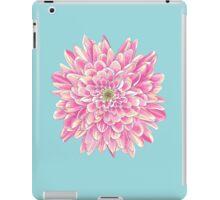 Beautiful unique rose chrysanthemum iPad Case/Skin