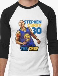 Curry 30 Men's Baseball ¾ T-Shirt