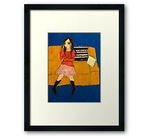 River Tam- Safe Framed Print