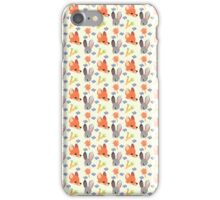 Dumb Bunny, Sly Fox (Yellow) iPhone Case/Skin