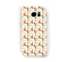 Dumb Bunny, Sly Fox (Yellow) Samsung Galaxy Case/Skin