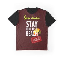 San Juan Graphic T-Shirt