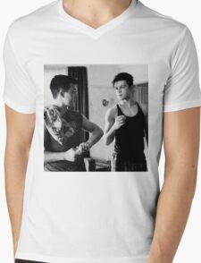 Gallavich Mens V-Neck T-Shirt