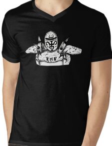 Hlaalu Guard Mens V-Neck T-Shirt