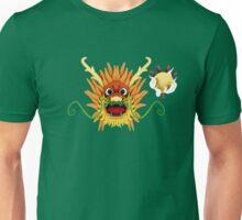 Dragon Clutching Pearl (Closeup) Unisex T-Shirt