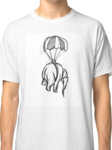 Ross Morgan - Elephant and Parachute Classic T-Shirt