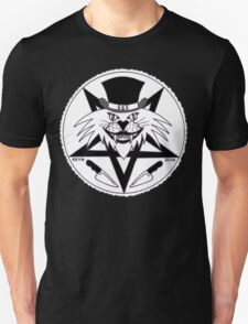 JACK THE RIPPER CULT CAT Unisex T-Shirt
