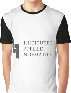 The Talos Principle - Institute For Applied Noematics Graphic T-Shirt