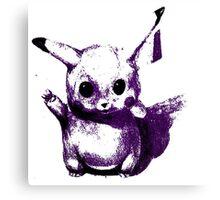 Purplechu Canvas Print