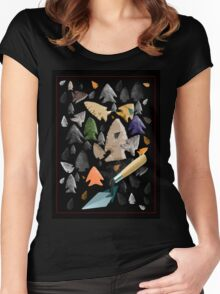 Stone Tools Women's Fitted Scoop T-Shirt
