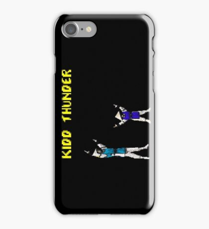 Raiden-KIDD THUNDER iPhone Case/Skin