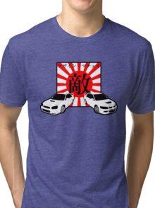 rally rivalry Tri-blend T-Shirt
