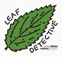 Stinging Nettle - Leaf Detective One Piece - Long Sleeve