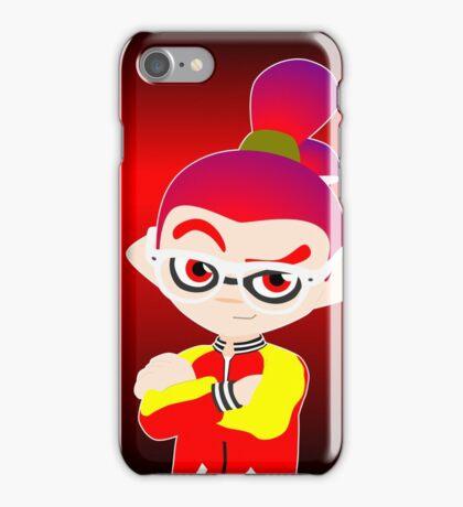 Splatoon - Inkling boy  iPhone Case/Skin