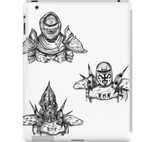 Guards of the Great Houses of Morrowind  iPad Case/Skin