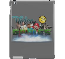 Video Games ! iPad Case/Skin