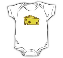 Cute swiss cheese One Piece - Short Sleeve