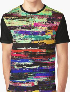 Colors and Textures Graphic T-Shirt