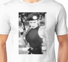CAMMY STREET FIGHTER KYLIE MINOGUE Unisex T-Shirt