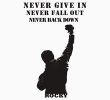 Rocky Kids Tee