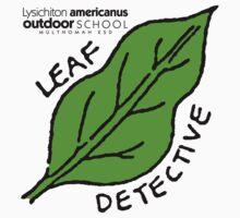Skunk Cabbage - Leaf Detective Kids Tee