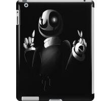 Dr. WD Gaster iPad Case/Skin