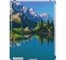 North America Landscape iPad Case/Skin