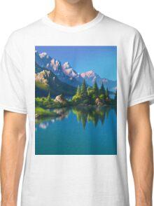 North America Landscape Classic T-Shirt
