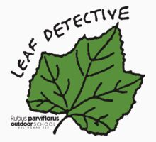 Thimbleberry - Leaf Detective One Piece - Long Sleeve