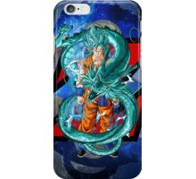 Dragon Ball Z - Goku the Hero iPhone Case/Skin
