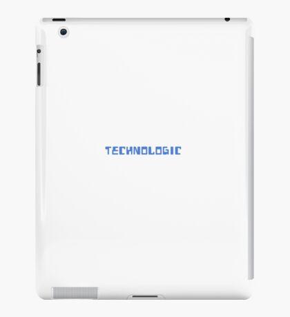 Technologic iPad Case/Skin