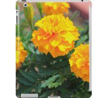 Nature's Gems - Marigolds iPad Case/Skin