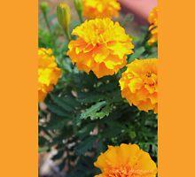 Nature's Gems - Marigolds Unisex T-Shirt