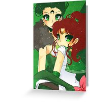Act 17: Secret ~Sailor Jupiter~ Greeting Card