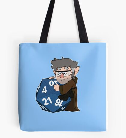 Dungeons, Dungeons, and More Dungeons Tote Bag