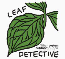 Trillium - Leaf Detective One Piece - Short Sleeve