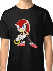 Sonic 25th: Mighty the Armadillo   Classic T-Shirt