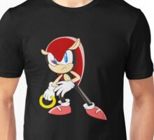 Sonic 25th: Mighty the Armadillo   Unisex T-Shirt
