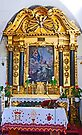 Altar of the Church of St Nicholas, Cavtat by Graeme  Hyde