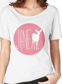 Life is strange Jane Doe circle Women's Relaxed Fit T-Shirt