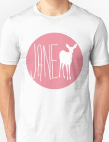 Life is strange Jane Doe circle Unisex T-Shirt
