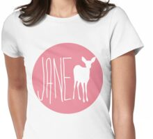 Life is strange Jane Doe circle Womens Fitted T-Shirt